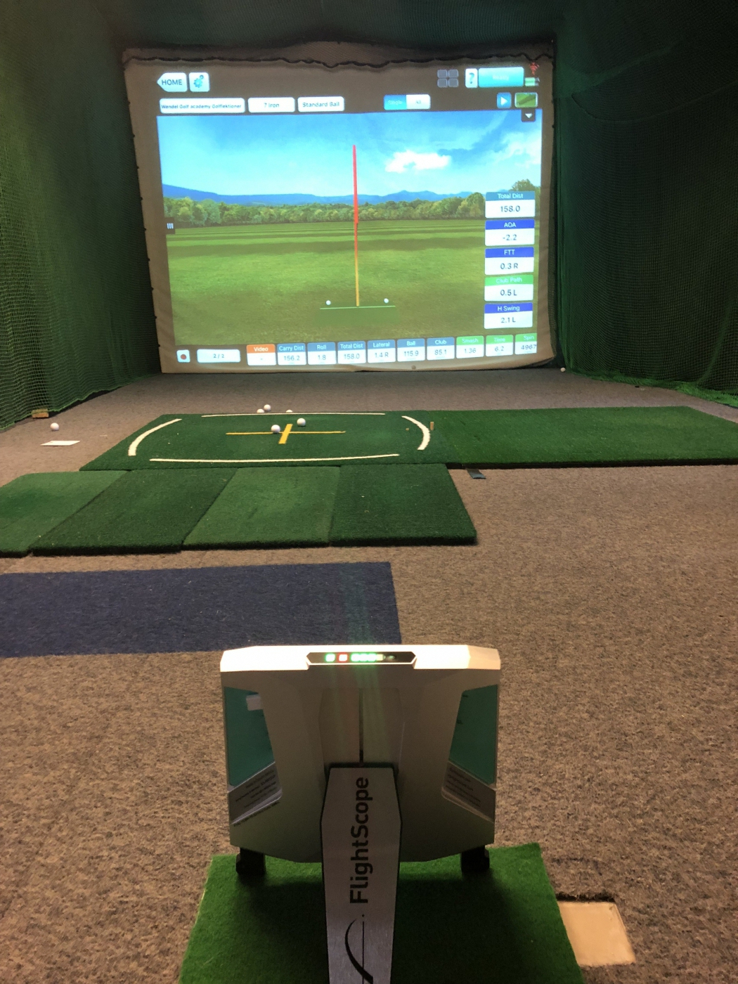 Studio Flightscope